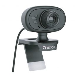 Cámara web Teros TE-9054, HASTA 480P, Micrófono incorporado, USB 2.0